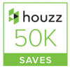 Houzz 50K Ideabook Saves